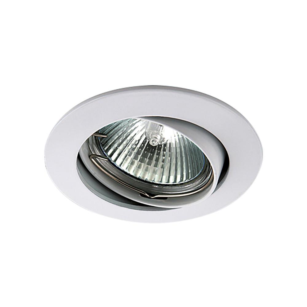 Светильник точечный Lightstar Lega Hi Adj Mr16 011020Светильник точечный Lightstar Lega Hi Adj Mr16 011020<br>