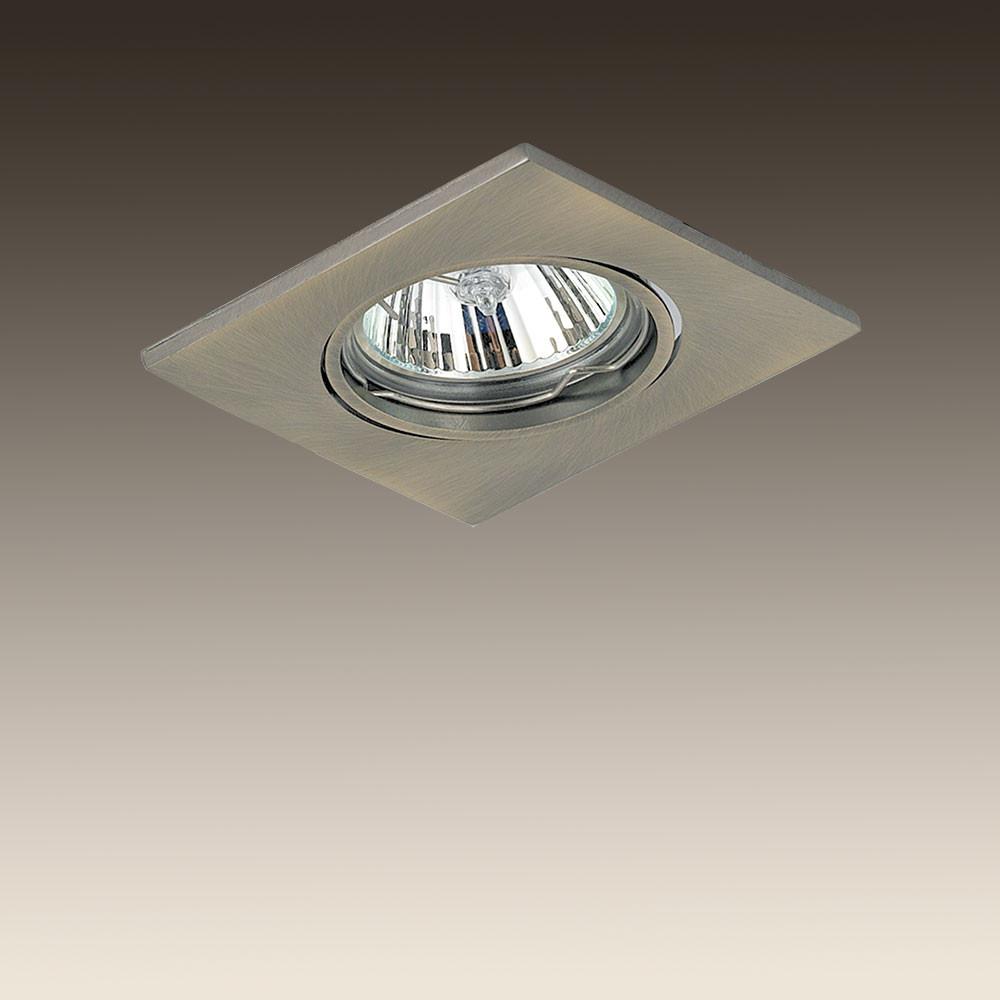 Точечный светильник Lightstar Lightstar Lega 16 Qua 011938 от svetilnik-online