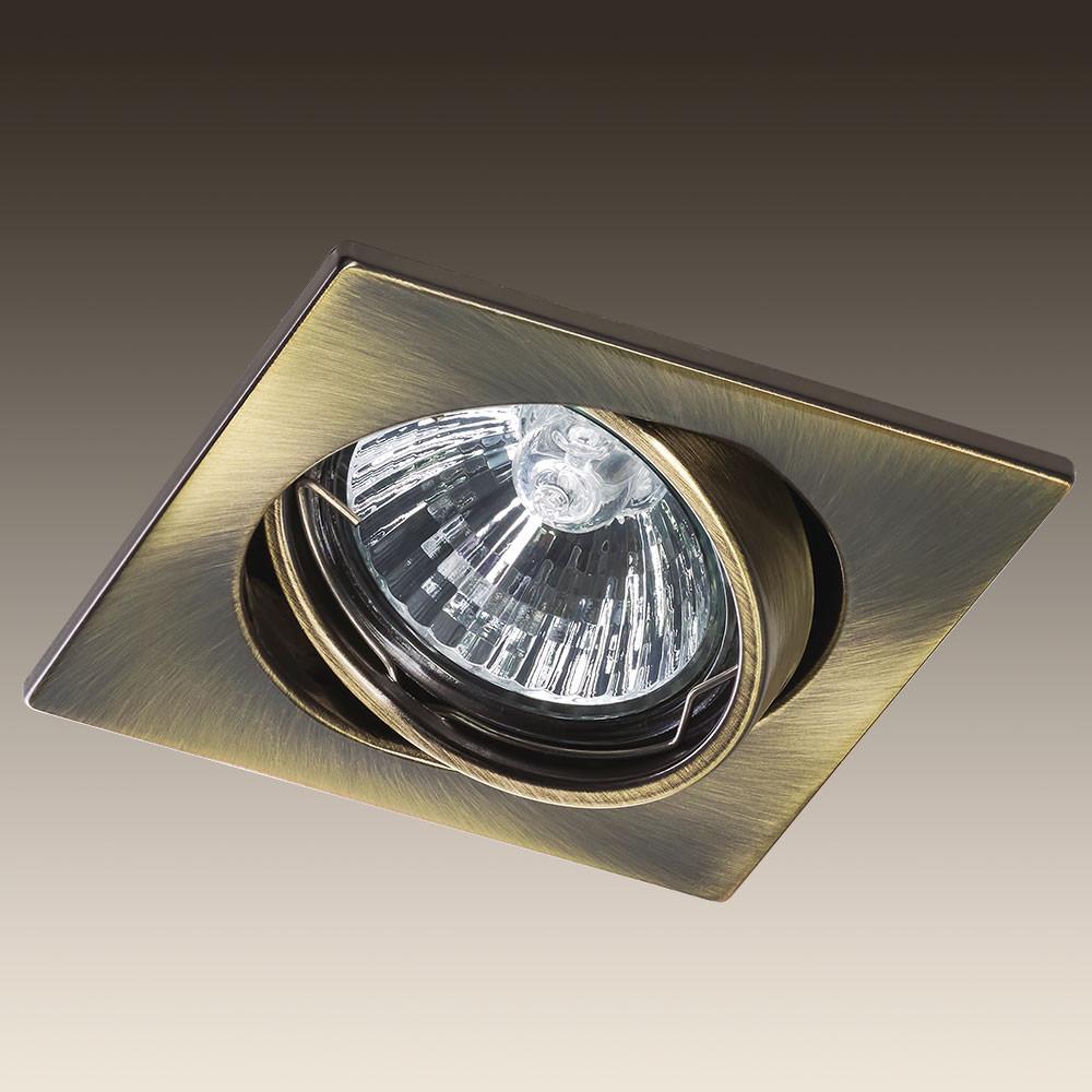 Точечный светильник Lightstar Lightstar Lega 16 011941 от svetilnik-online
