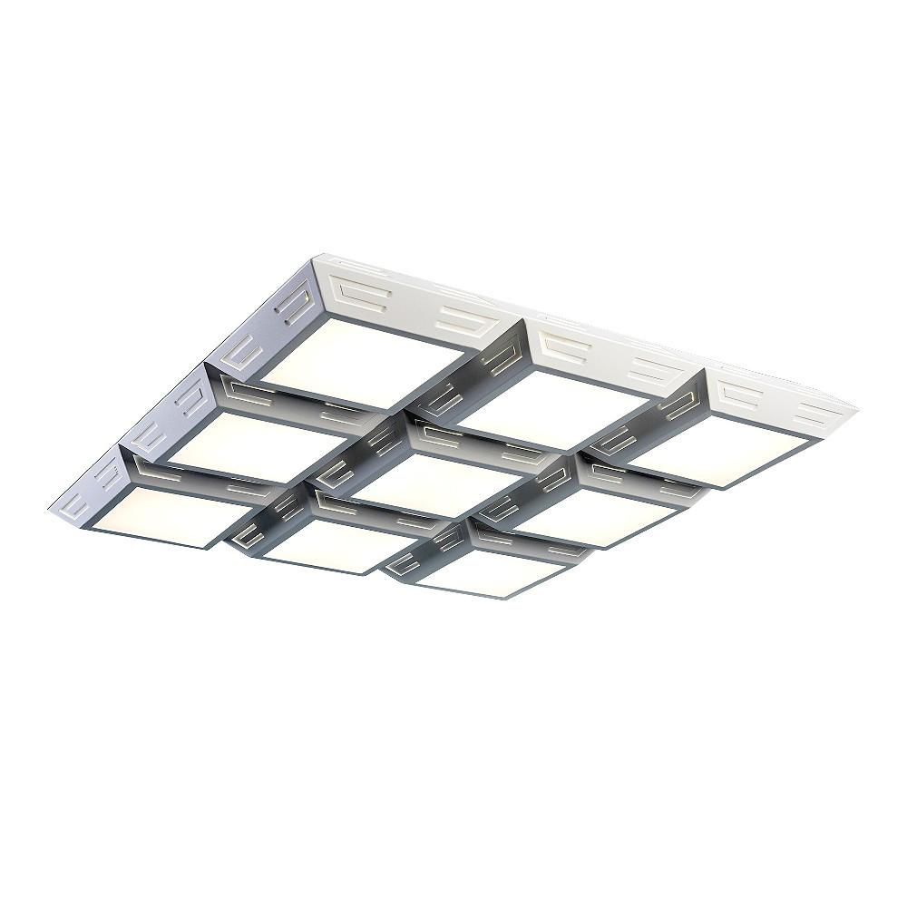 Люстра RiForma RiForma Quadro 1-5459-9-WH Y LED от svetilnik-online