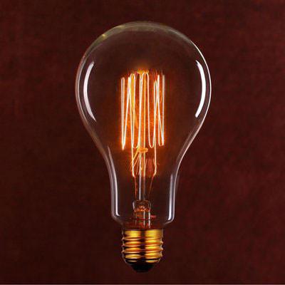 Лампочка Loft It Ретро лампа накаливания (груша) Loft It E27 60W 220V 1004-T от svetilnik-online