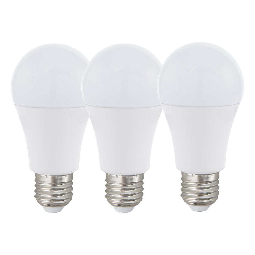 Купить Диммируемая светодиодная лампа Eglo A60 E27 7.5W (соответствует 75W) 470Lm 3000К (теплый белый) + RGB 10681