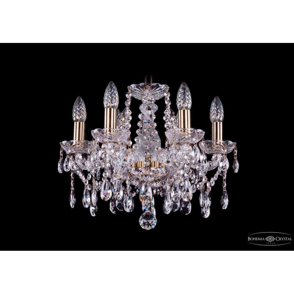 Светильник (Люстра) Bohemia Ivele Crystal 1413/6/141/PaСветильник (Люстра) Bohemia Ivele Crystal 1413/6/141/Pa<br>
