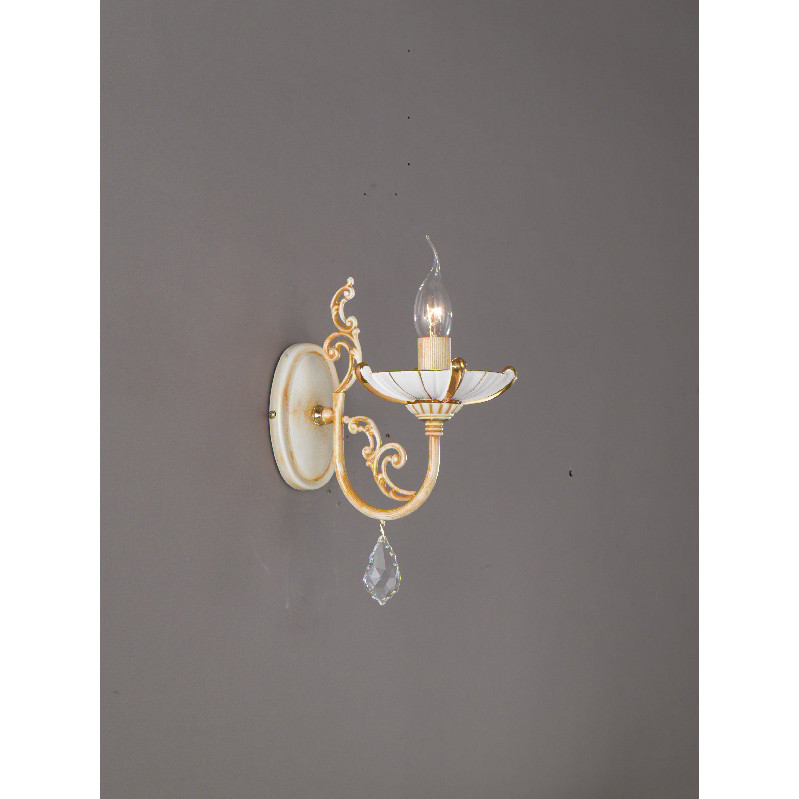 Светильник La Lampada La Lampada WB 590/1.17 Ceramic Gold от svetilnik-online