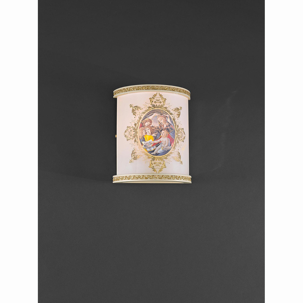 Светильник La Lampada La Lampada WB 415/1.26 Dec.63 Madonna от svetilnik-online