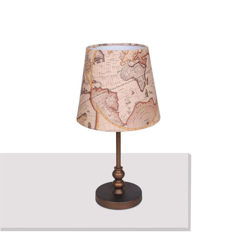Лампа настольная Favourite Mappa 1122-1TЛампа настольная Favourite Mappa 1122-1T<br>