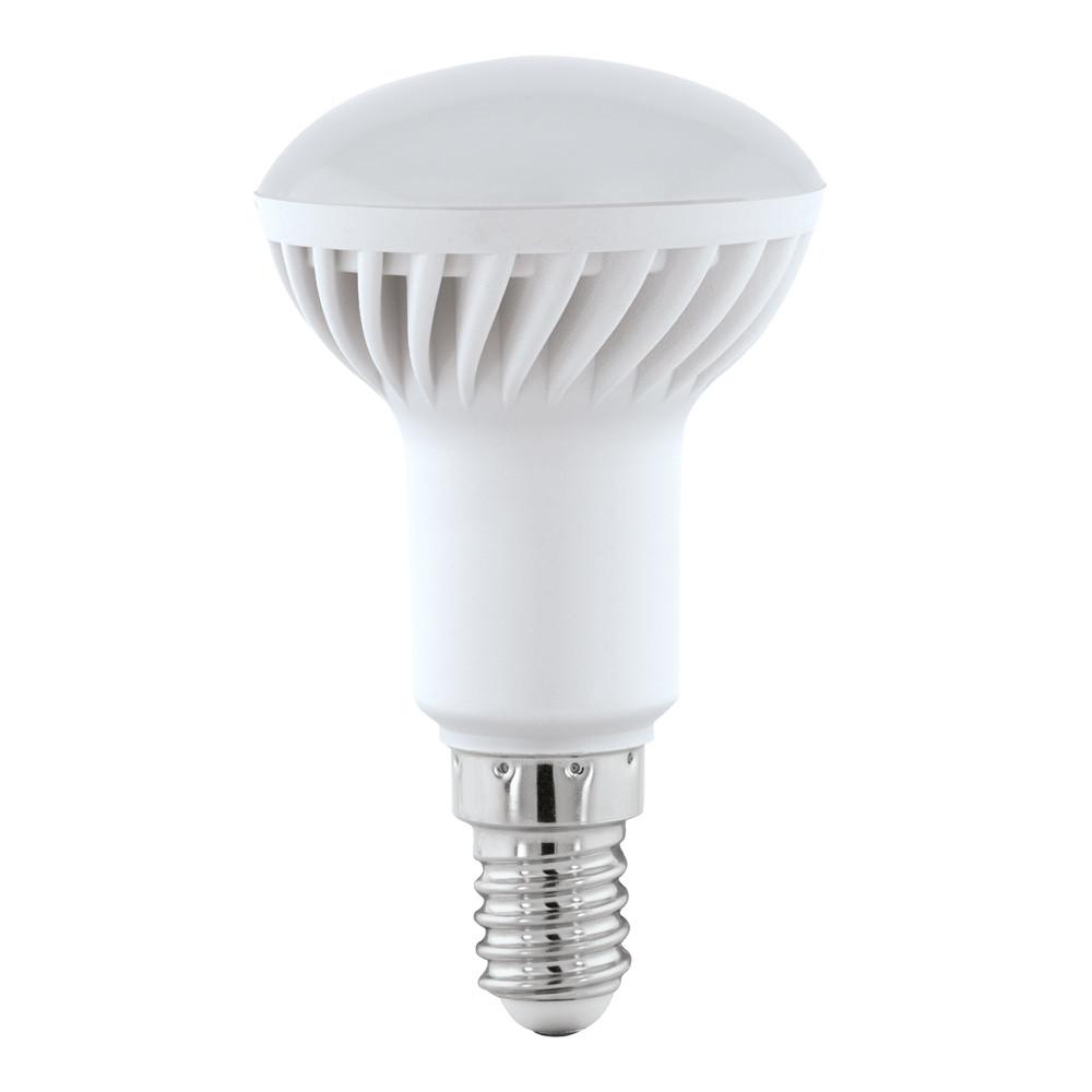 Лампочка Eglo Светодиодная лампа Eglo R50 E14 5W (соответствует 50W) 400Lm 3000К (теплый белый) 11431 от svetilnik-online