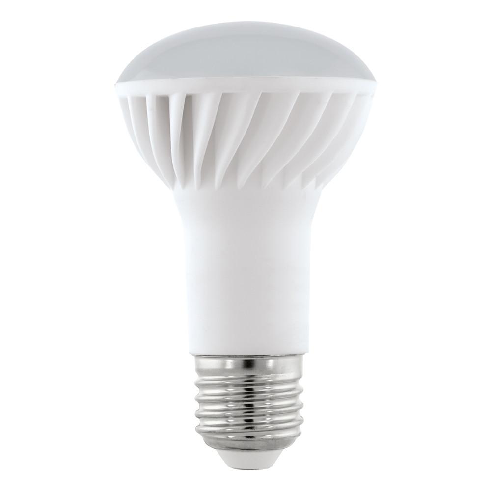 Лампочка Eglo Светодиодная лампа Eglo R63 E27 7W (соответствует 70W) 500Lm 3000К (теплый белый) 11432 от svetilnik-online