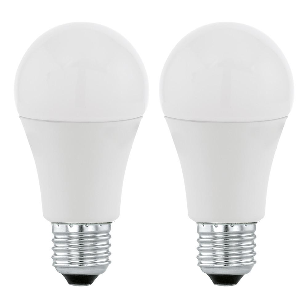 Купить Светодиодная лампа Eglo A60 E27 9.5W (соответствует 95W) 806Lm 3000K (теплый белый) 11483
