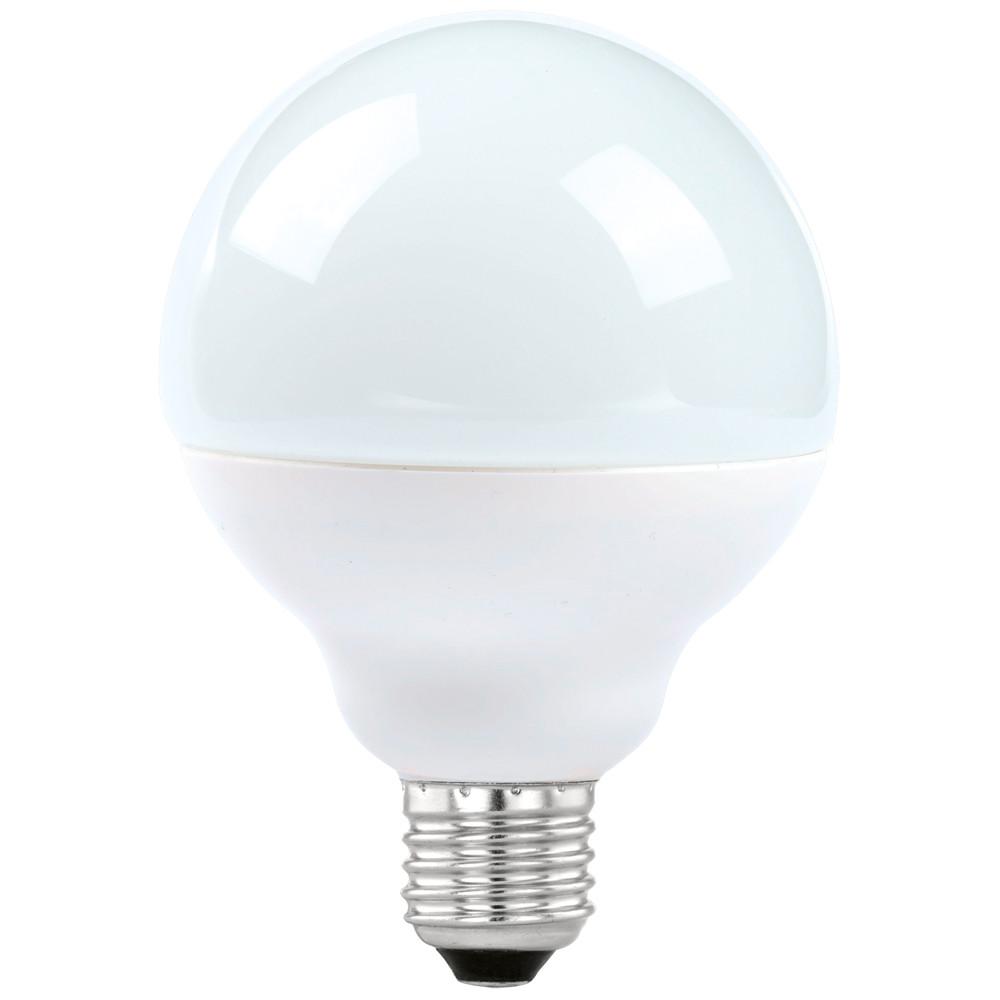 Купить Светодиодная лампа Eglo G90 E27 12W (соответствует 120W) 1055Lm 3000К (теплый белый) 11487
