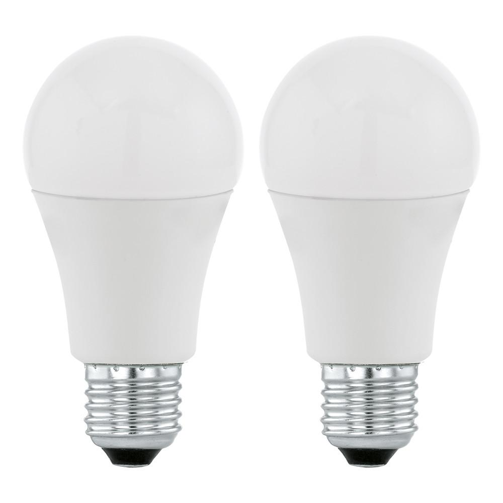 Купить Светодиодная лампа Eglo A60 E27 5.5W (соответствует 55W) 470Lm 3000K (теплый белый) 11543