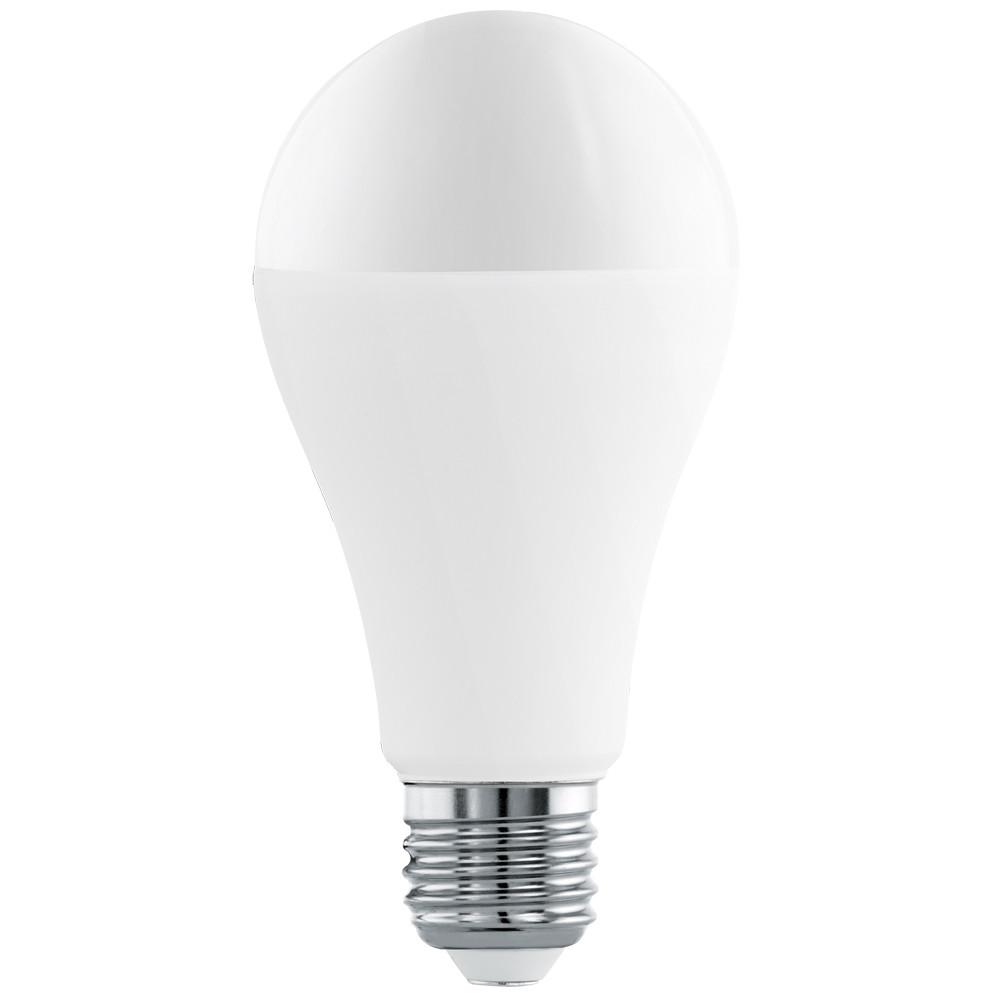 Лампочка Eglo Светодиодная лампа Eglo A65 E27 16W (соответствует 160W) 1521Lm 4000К (белый) 11564 от svetilnik-online