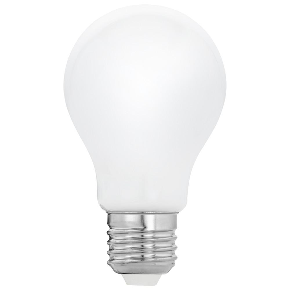 Лампочка Eglo Светодиодная лампа филаментная Eglo A60 E27 5W (соответствует 50W) 470Lm 2700K (теплый белый) 11595 от svetilnik-online