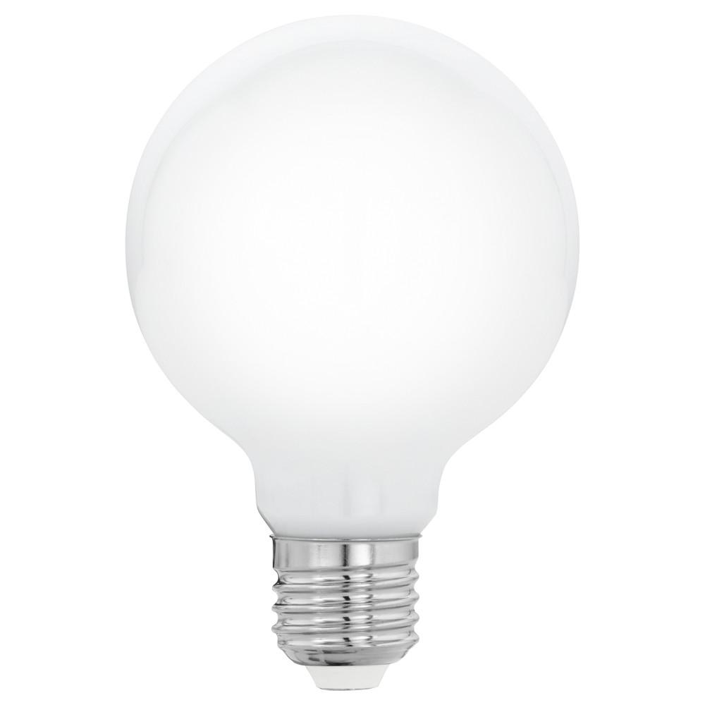 Купить Светодиодная лампа филаментная Eglo G80 E27 5W (соответствует 50W) 470Lm 2700K (теплый белый) 11597