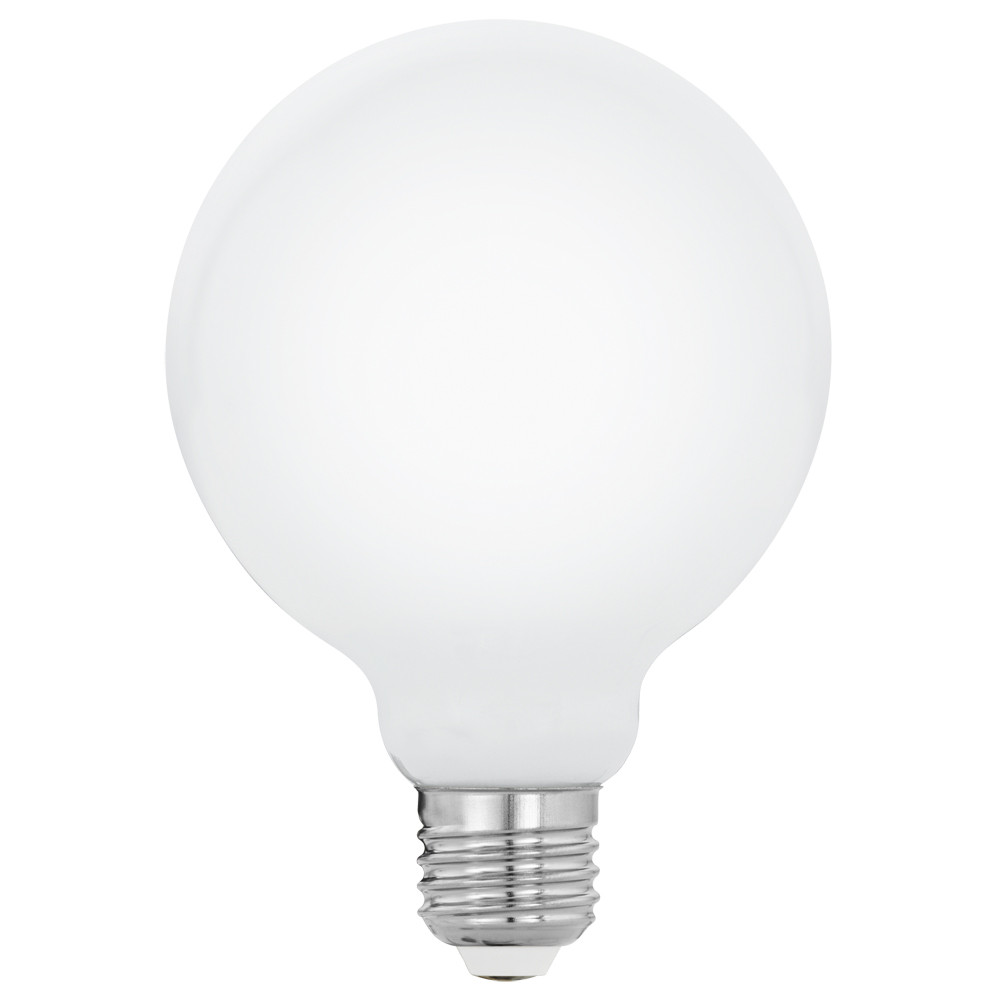 Купить Светодиодная лампа филаментная Eglo G95 E27 5W (соответствует 50W) 470Lm 2700K (теплый белый) 11599