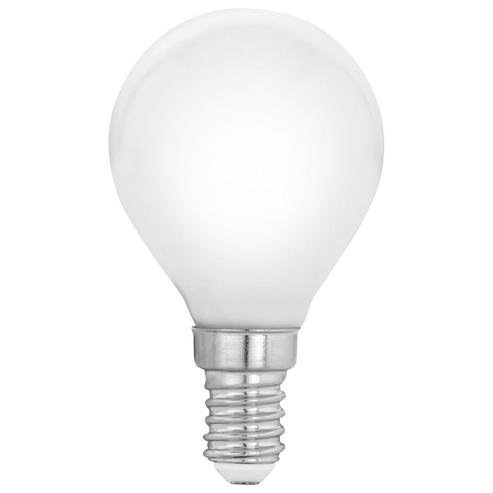Лампочка Eglo Светодиодная лампа филаментная Eglo P45 E14 4W (соответствует 40W) 470Lm 2700K (теплый белый) 11604 от svetilnik-online
