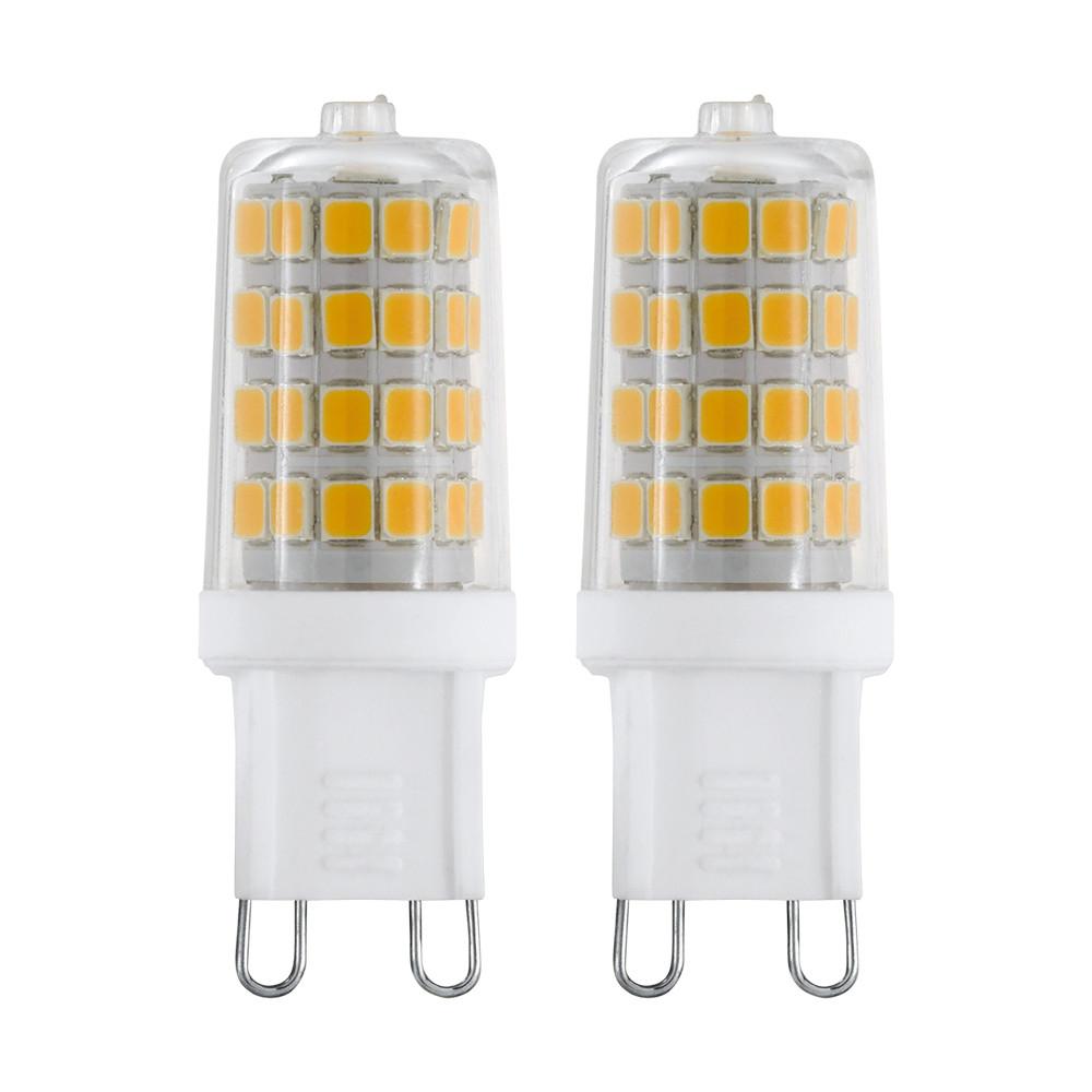 Купить Светодиодная лампа Eglo G9 3W (соответствует 30 Вт) 360Lm 3000K (теплый белый) 11674