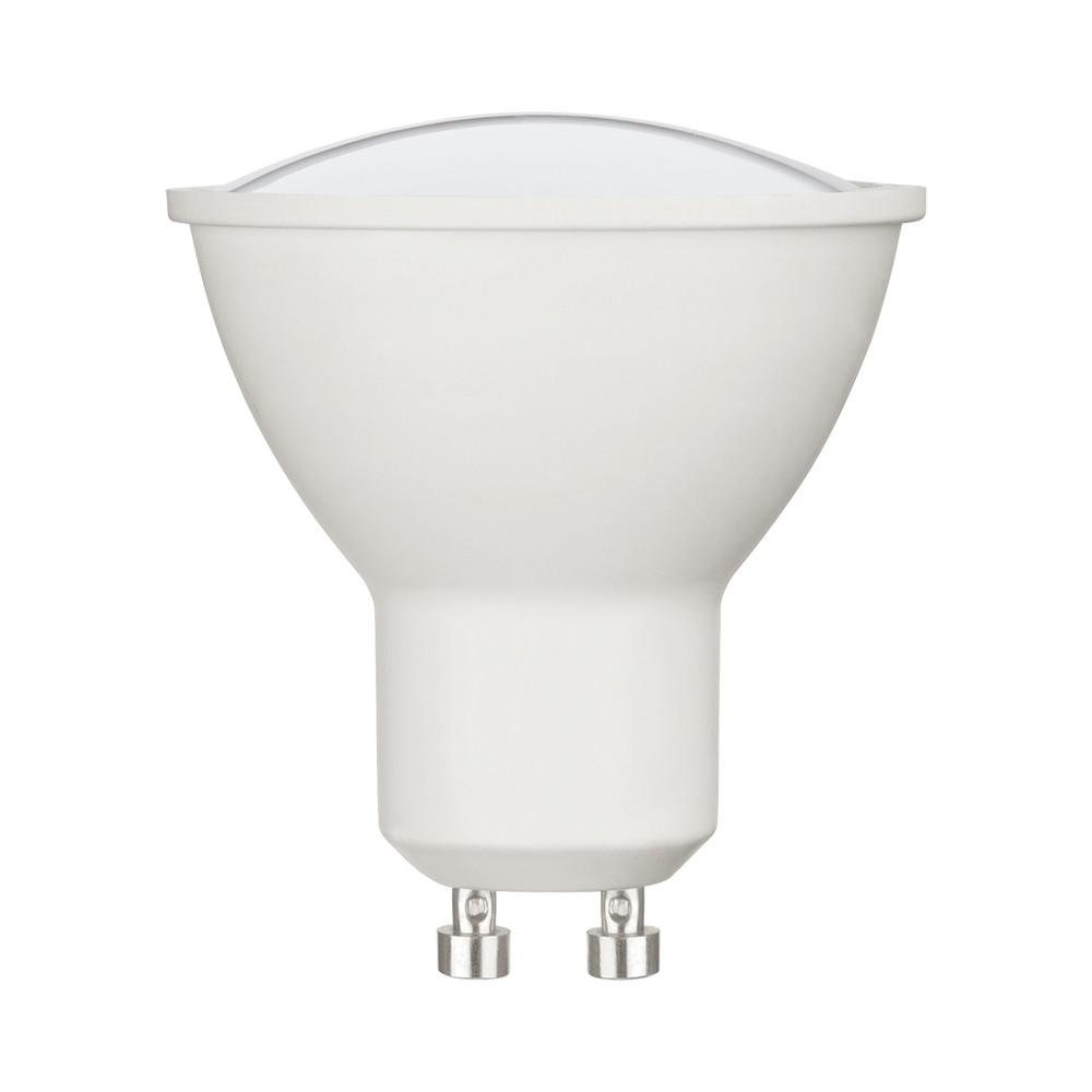 Купить Светодиодная лампа Eglo Relax&Work GU10 3W (соответствует 30W) 250Lm 2700K (теплый белый), 5W (соответствует 50W) 470Lm 4000K (белый) 11712