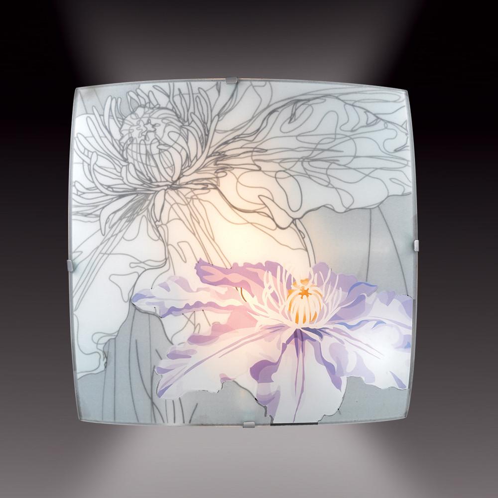 Настенный светильник Sonex Iris 1230Настенный светильник Sonex Iris 1230<br>