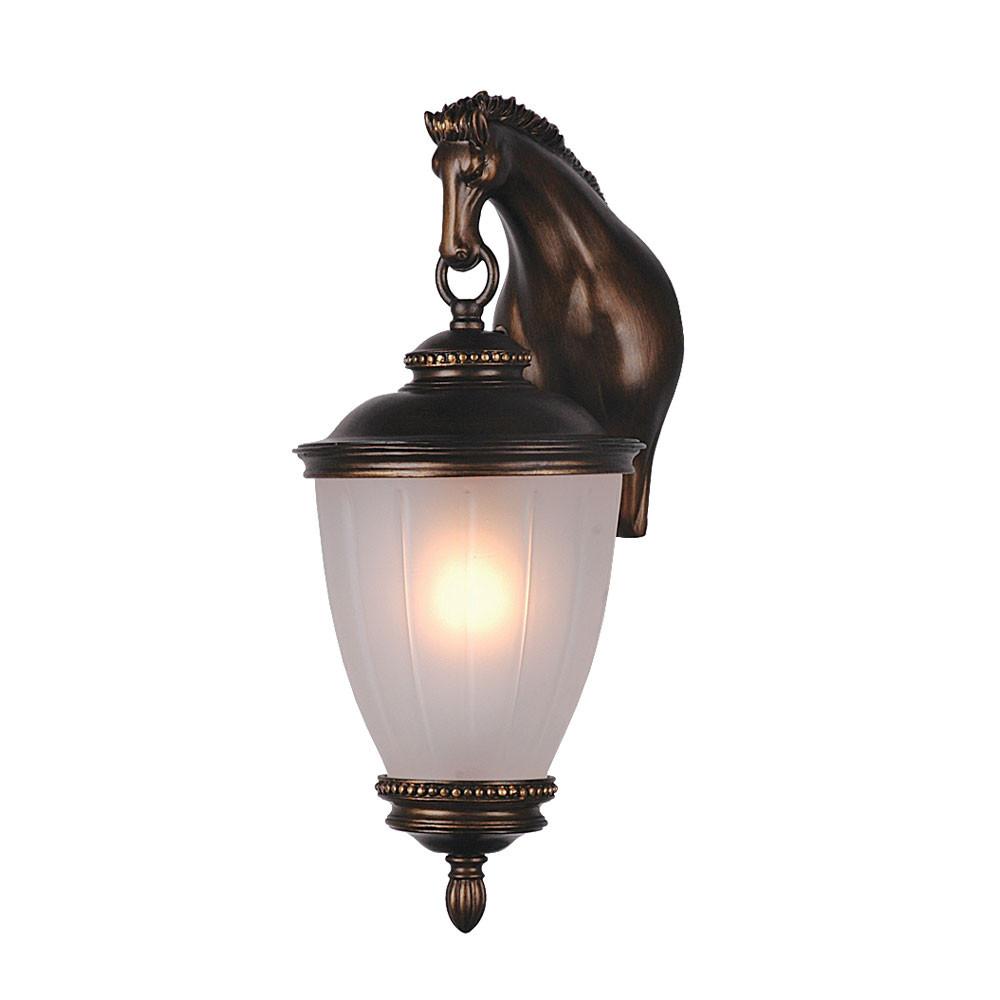 Уличный настенный светильник Favourite Guards 1335-1WУличный настенный светильник Favourite Guards 1335-1W<br>