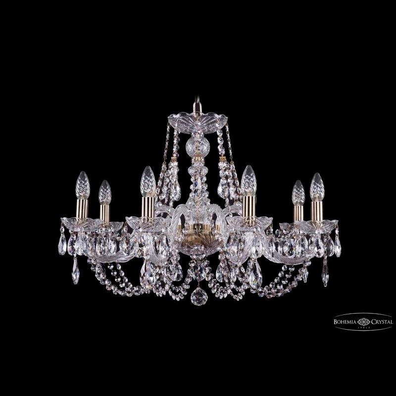 Светильник (Люстра) Bohemia Ivele Crystal 1406/8/240/PaСветильник (Люстра) Bohemia Ivele Crystal 1406/8/240/Pa<br>