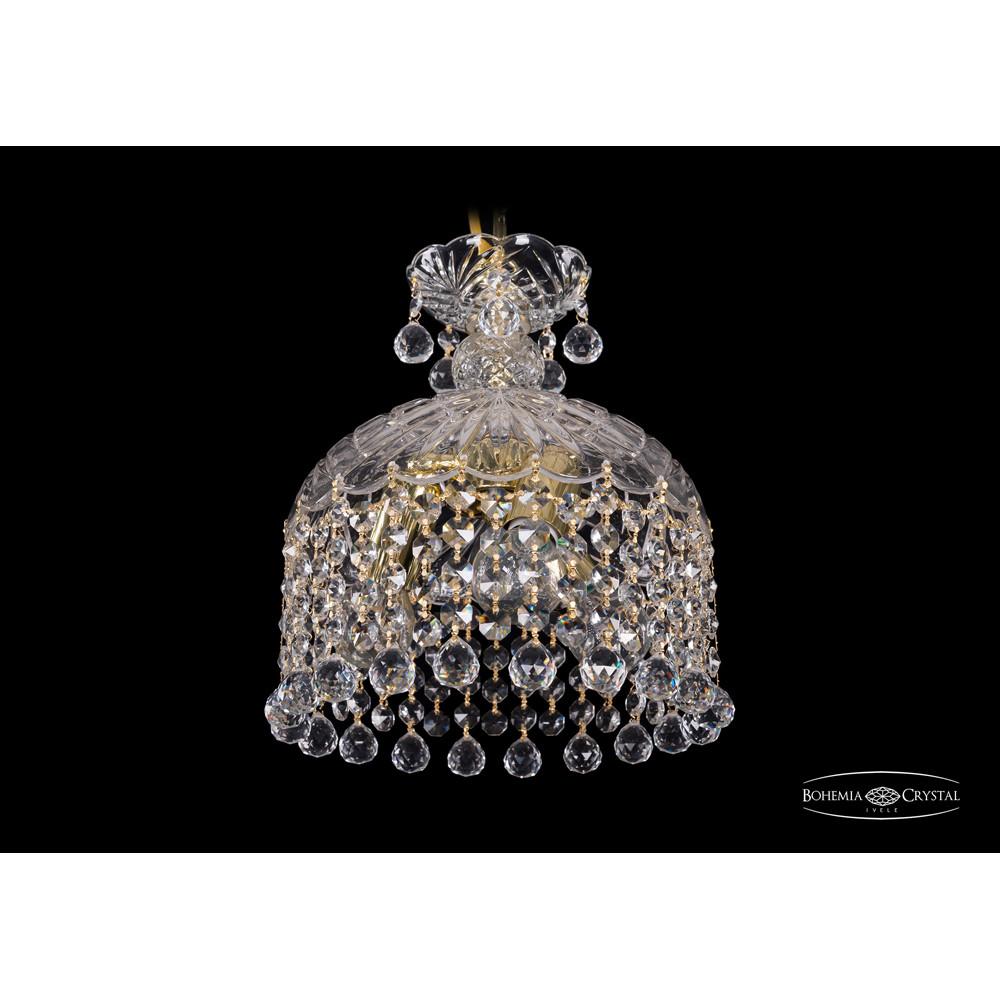 Светильник (Люстра) Bohemia Ivele Crystal 7715/22/3/G/BallsСветильник (Люстра) Bohemia Ivele Crystal 7715/22/3/G/Balls<br>