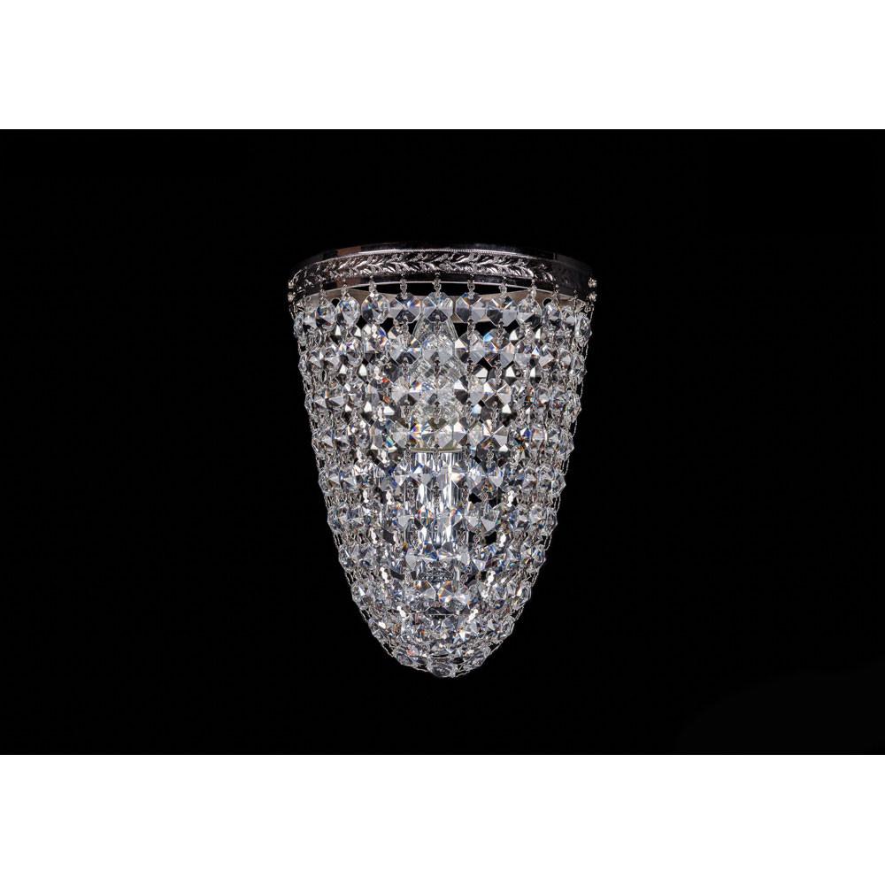 Светильник Bohemia Ivele Crystal Bohemia Ivele Crystal 1925/1S/Ni от svetilnik-online