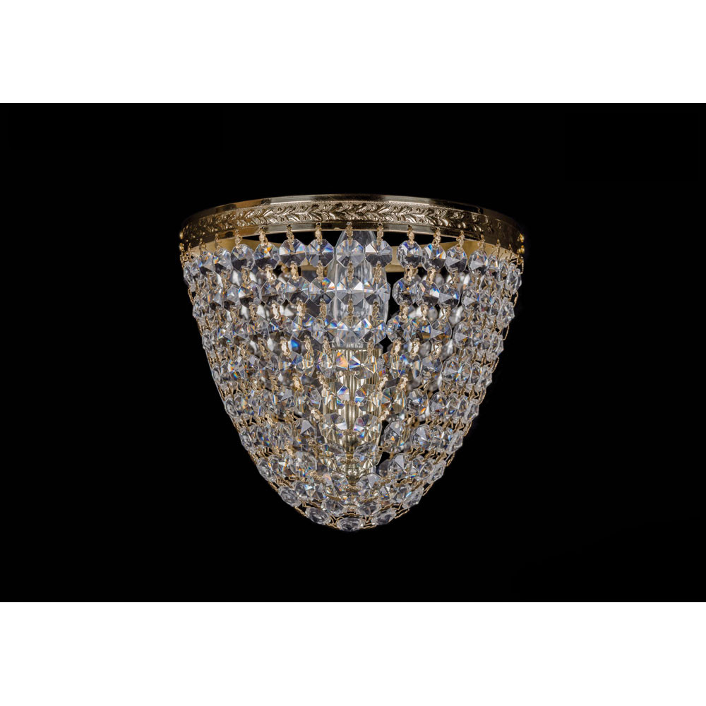 Светильник Bohemia Ivele Crystal Bohemia Ivele Crystal 1925/1W/G от svetilnik-online