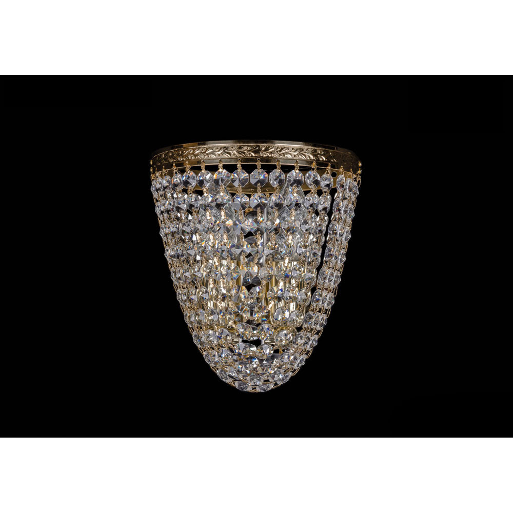 Светильник Bohemia Ivele Crystal Bohemia Ivele Crystal 1925/2S/G от svetilnik-online