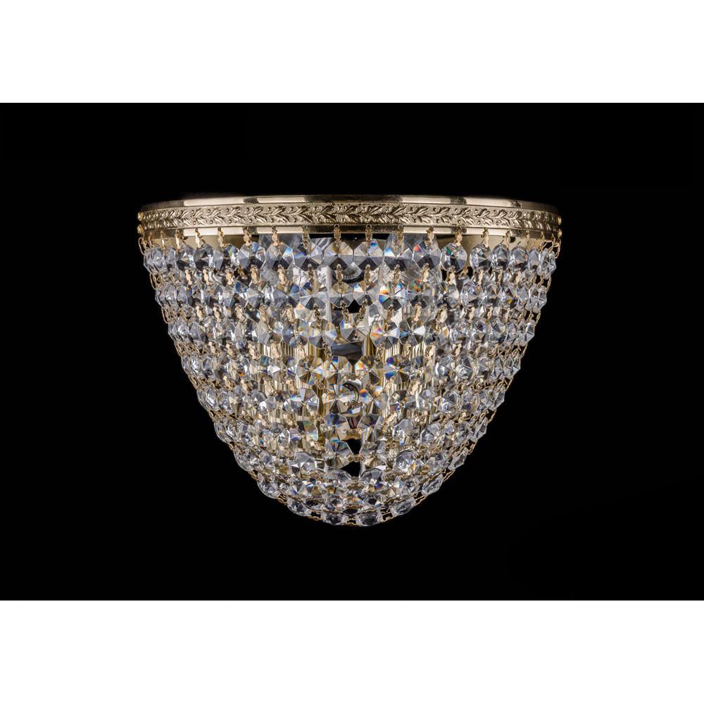 Светильник Bohemia Ivele Crystal Bohemia Ivele Crystal 1925/2W/G от svetilnik-online