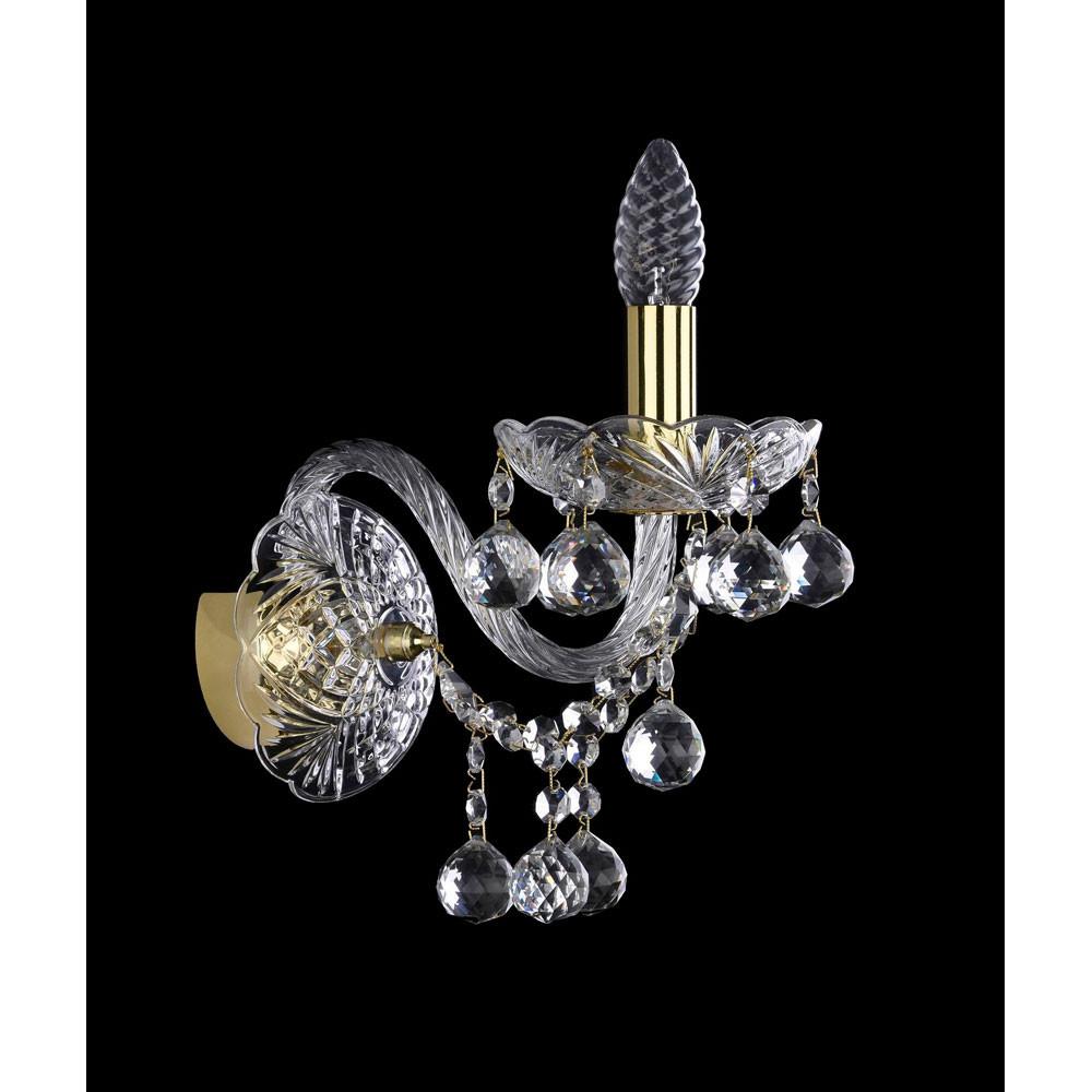 Светильник Bohemia Ivele Crystal Bohemia Ivele Crystal 1409B/1/160/XL/G от svetilnik-online