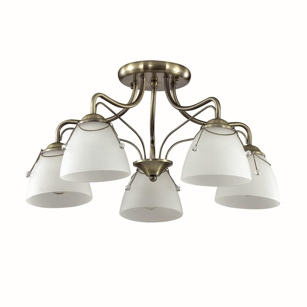 Купить Светильник потолочный Lumion Debora 3146/5C