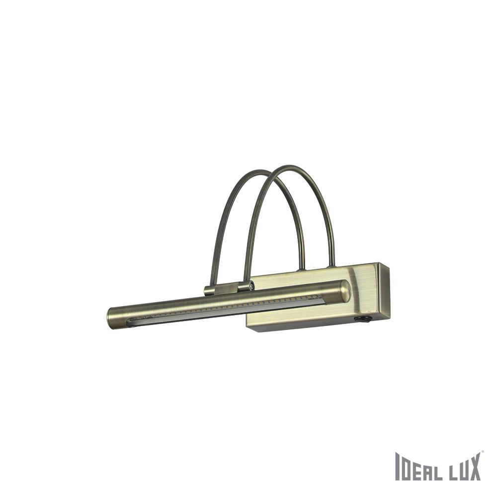 Подсветка для картины Ideal Lux Bow AP36 BRUNITOПодсветка для картины Ideal Lux Bow AP36 BRUNITO<br>