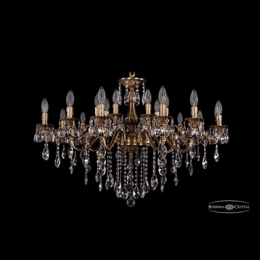 Светильник (Люстра) Bohemia Ivele Crystal 1703/21/225+125/B/FPСветильник (Люстра) Bohemia Ivele Crystal 1703/21/225+125/B/FP<br>