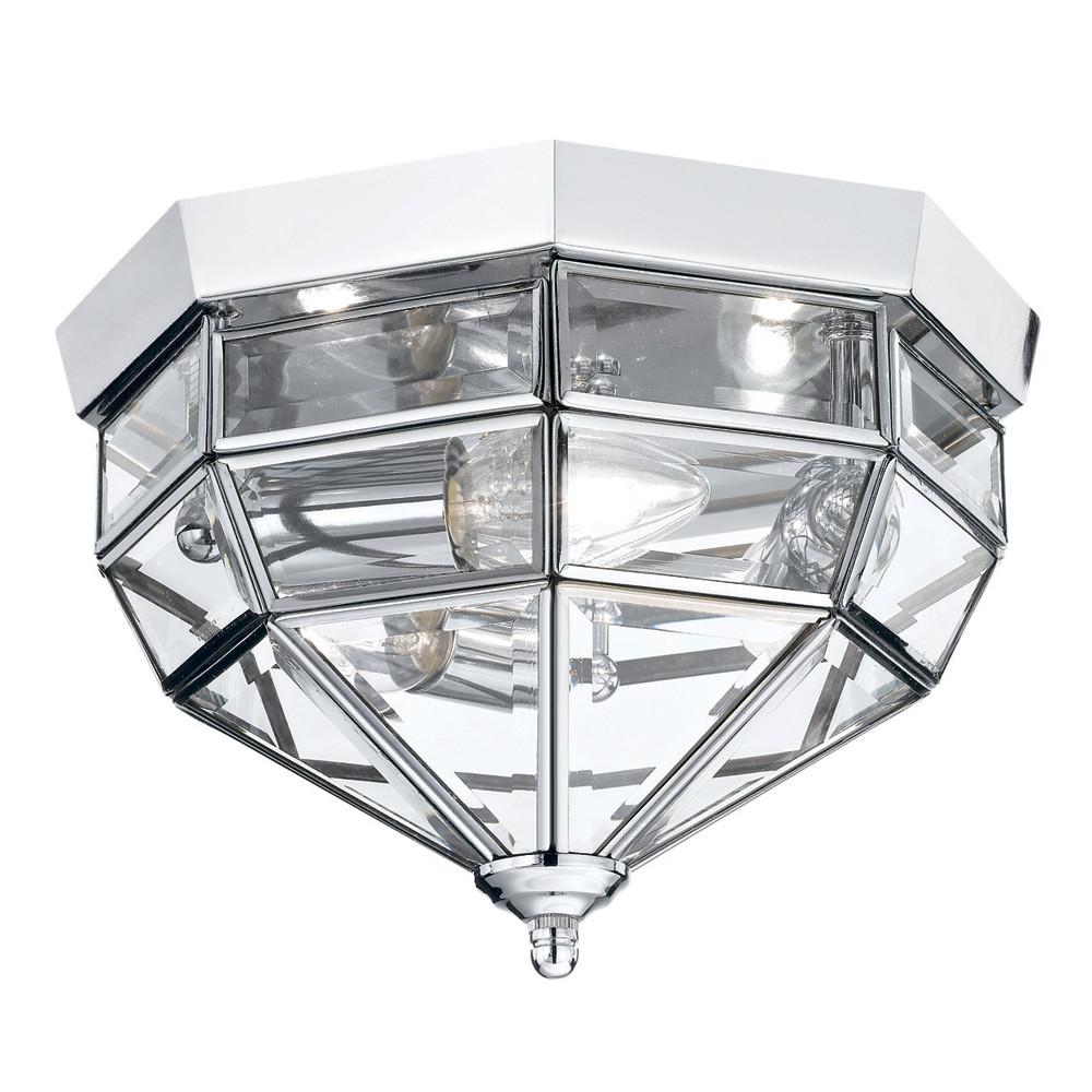 Светильник потолочный Ideal Lux Norma PL3 CROMO  - Купить