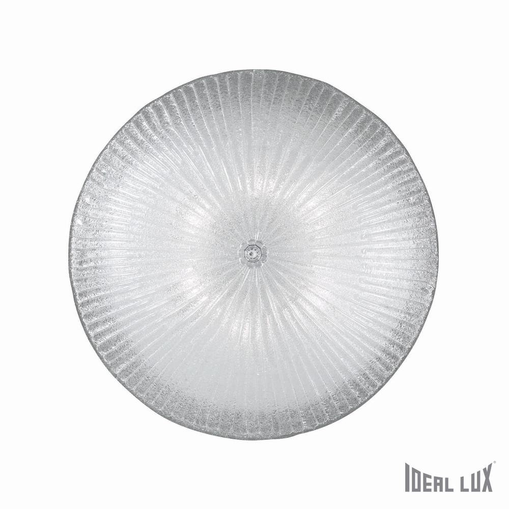 Светильник потолочный Ideal Lux Shell PL6 TRASPARENTEСветильник потолочный Ideal Lux Shell PL6 TRASPARENTE<br>