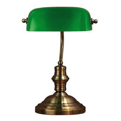 Лампа настольная Markslojd Bankers 105931  - Купить