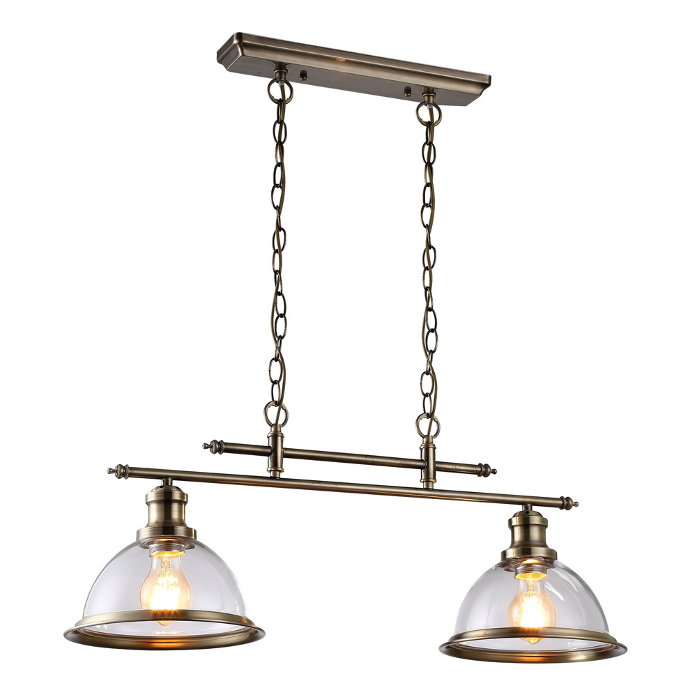 Светильник (Люстра) Arte Oglio A9273SP-2AB  - Купить