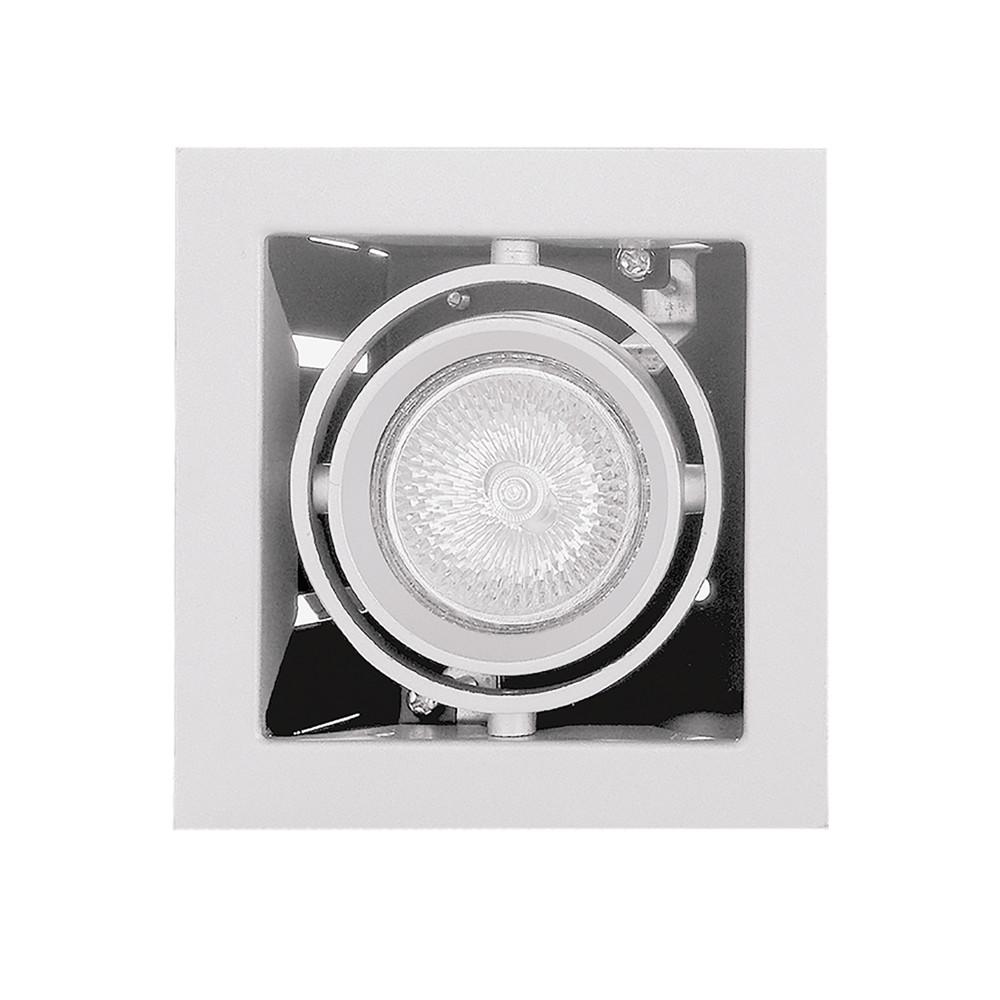 Светильник точечный Lightstar Cardano 16 x1 Bianco 214010Светильник точечный Lightstar Cardano 16 x1 Bianco 214010<br>