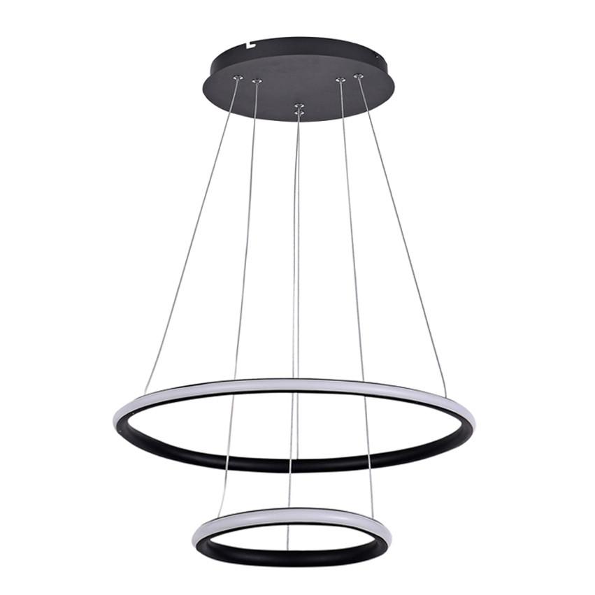 Купить Светильник (Люстра) Donolux S111024/2R 36W Black Out