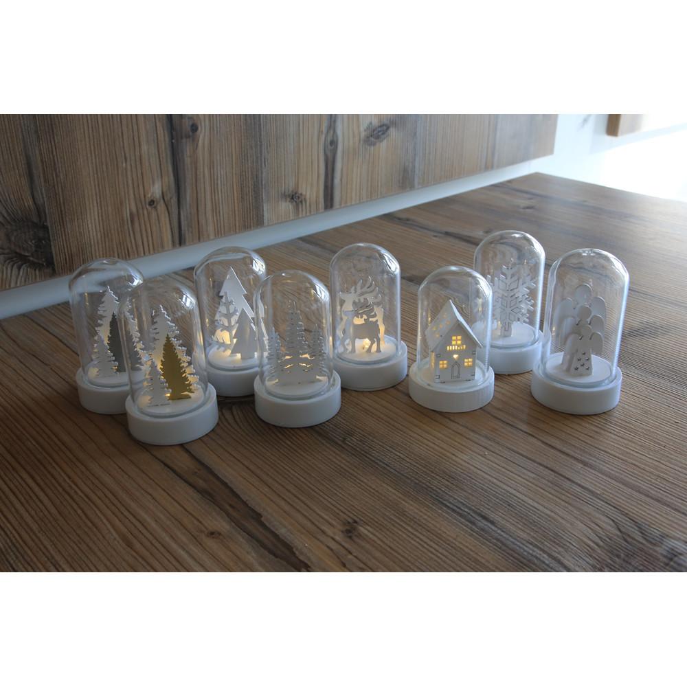 Купить Лампа настольная Globo X-Mas 23227-12