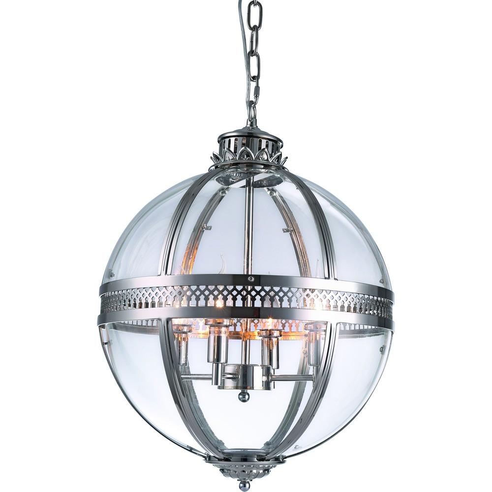 Купить Светильник (Люстра) Divinare Orbite 1015/02 SP-4