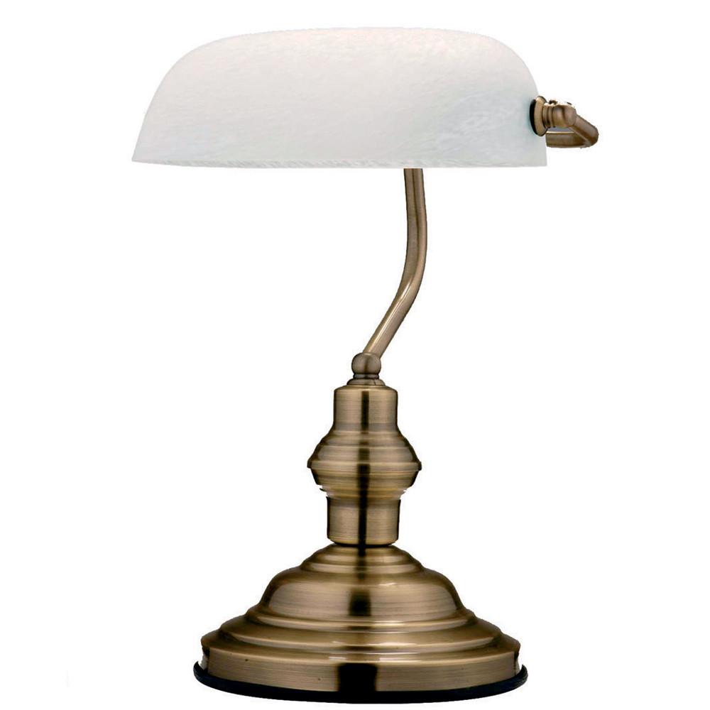 Купить со скидкой Лампа настольная Globo Antique 2492