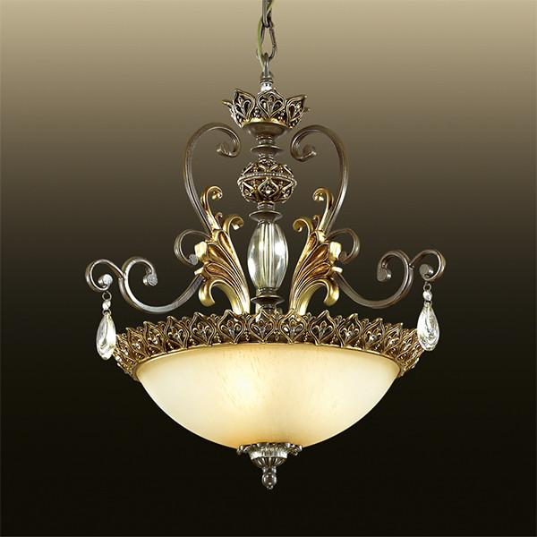 Светильник (Люстра) Odeon Light Safira 2802/3Светильник (Люстра) Odeon Light Safira 2802/3<br>
