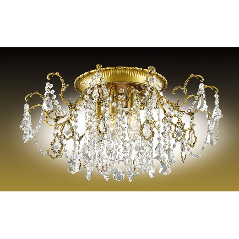 Светильник потолочный Odeon Light Gardia 2879/6С  - Купить