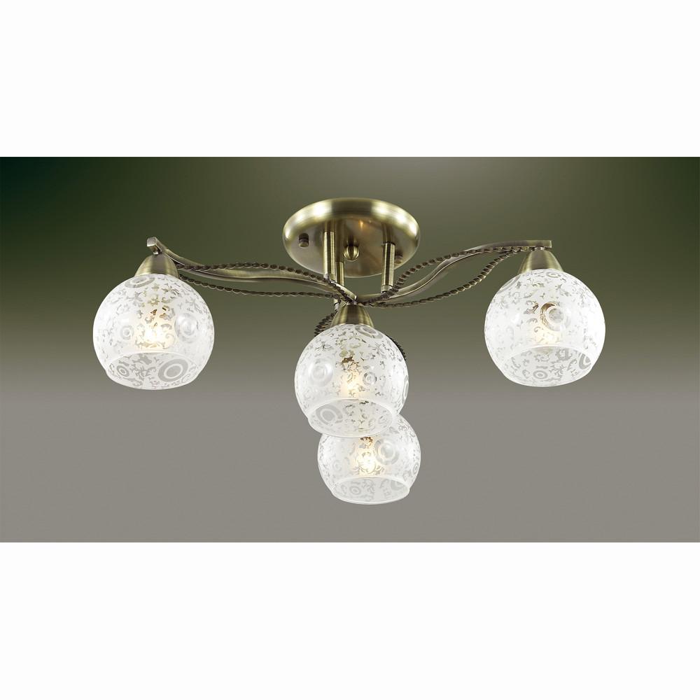 Светильник потолочный Lumion Girona 2942/4CСветильник потолочный Lumion Girona 2942/4C<br>