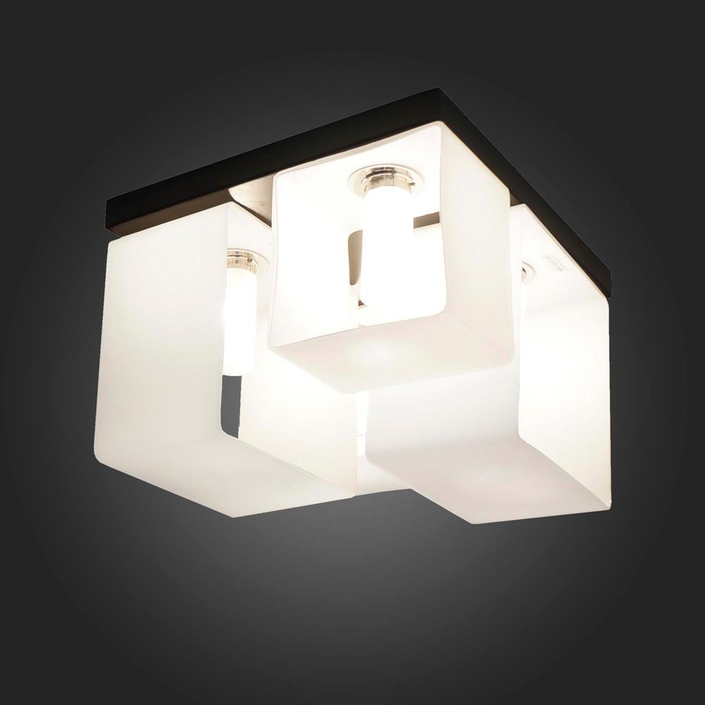 Светильник потолочный ST-Luce Concreto SL536.502.04Светильник потолочный ST-Luce Concreto SL536.502.04<br>