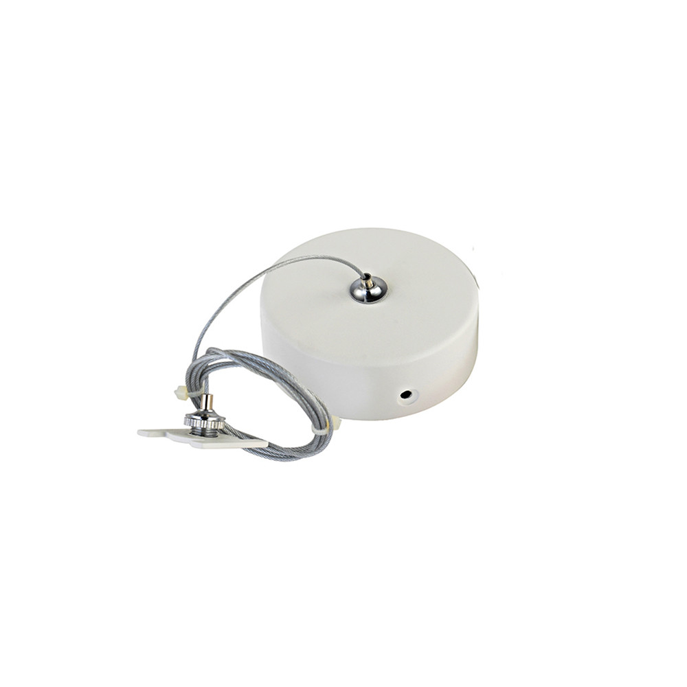 Купить Кронштейн-подвес для шинопровода Donolux Suspension kit DLM/White