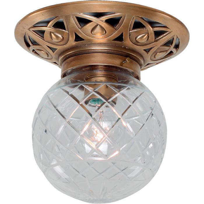 Светильник потолочный Berliner Messinglampen D115-115klBСветильник потолочный Berliner Messinglampen D115-115klB<br>