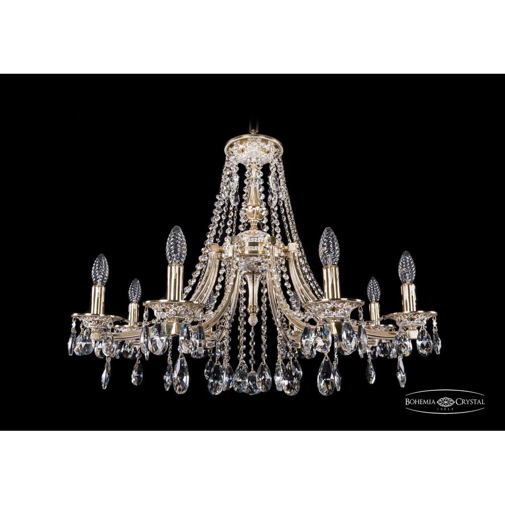 Светильник (Люстра) Bohemia Ivele Crystal 1771/8/270/A/GWСветильник (Люстра) Bohemia Ivele Crystal 1771/8/270/A/GW<br>